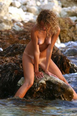Babette high class escort in Uplengen